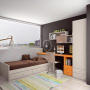 Dormitorio Juvenil Coria. Dormitorio Juvenil Moderno Muebles Díaz