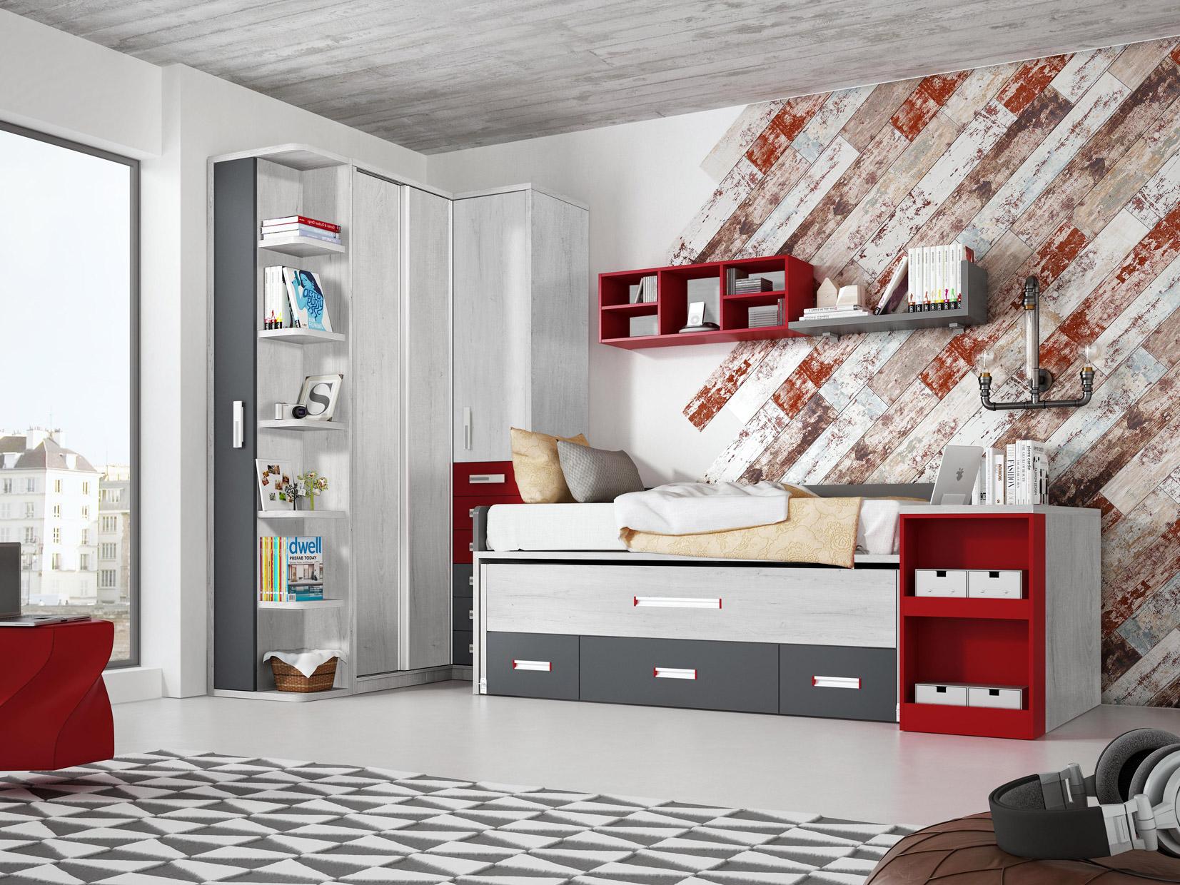 Dormitorio Juvenil Bidasoa Muebles D Azmuebles D Az # Muebles Bidasoa