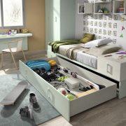 Dormitorio Juvenil Cantábrico. Dormitorio Juvenil Diseño Muebles Díaz