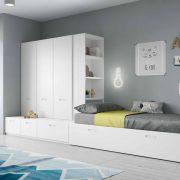 Dormitorio Juvenil Becedas. Dormitorio Juvenil Diseño Muebles Díaz