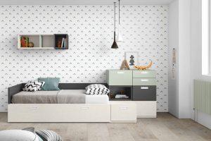 Dormitorio Juvenil Alambre. Dormitorio Juvenil Diseño  Muebles Díaz
