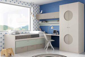 Dormitorio Juvenil Sauz. Dormitorio Juvenil Diseño  Muebles Díaz