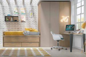 Dormitorio Juvenil Gavilanes. Dormitorio Juvenil Diseño  Muebles Díaz