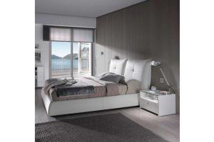 Dormitorio Moderno Nerva Dormitorio Moderno Tapizado  Muebles Díaz