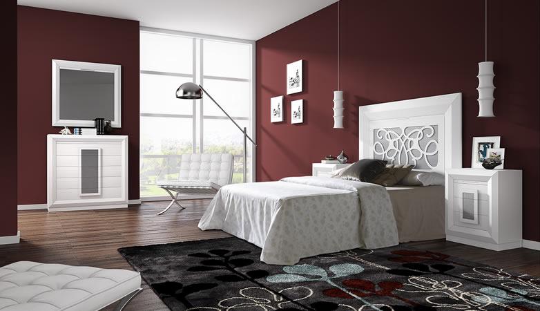 Dormitorio Luis Marco. archivos - Muebles DíazMuebles Díaz