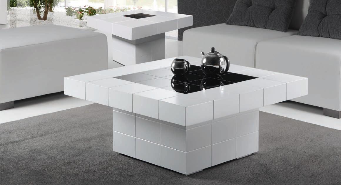 mesa centro moderna calera