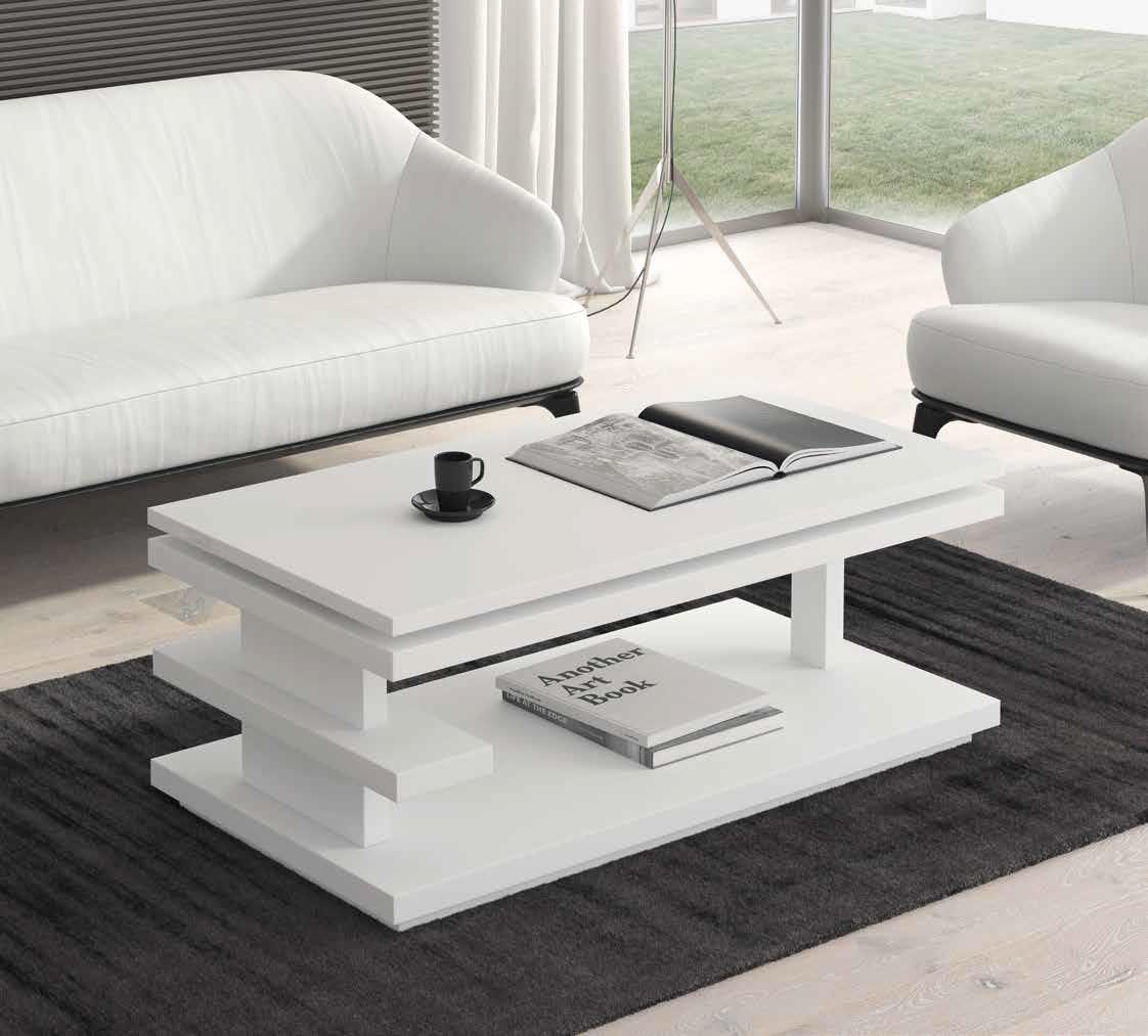 Mesa centro moderna consuegra muebles d azmuebles d az - Mesas centro extensibles ...