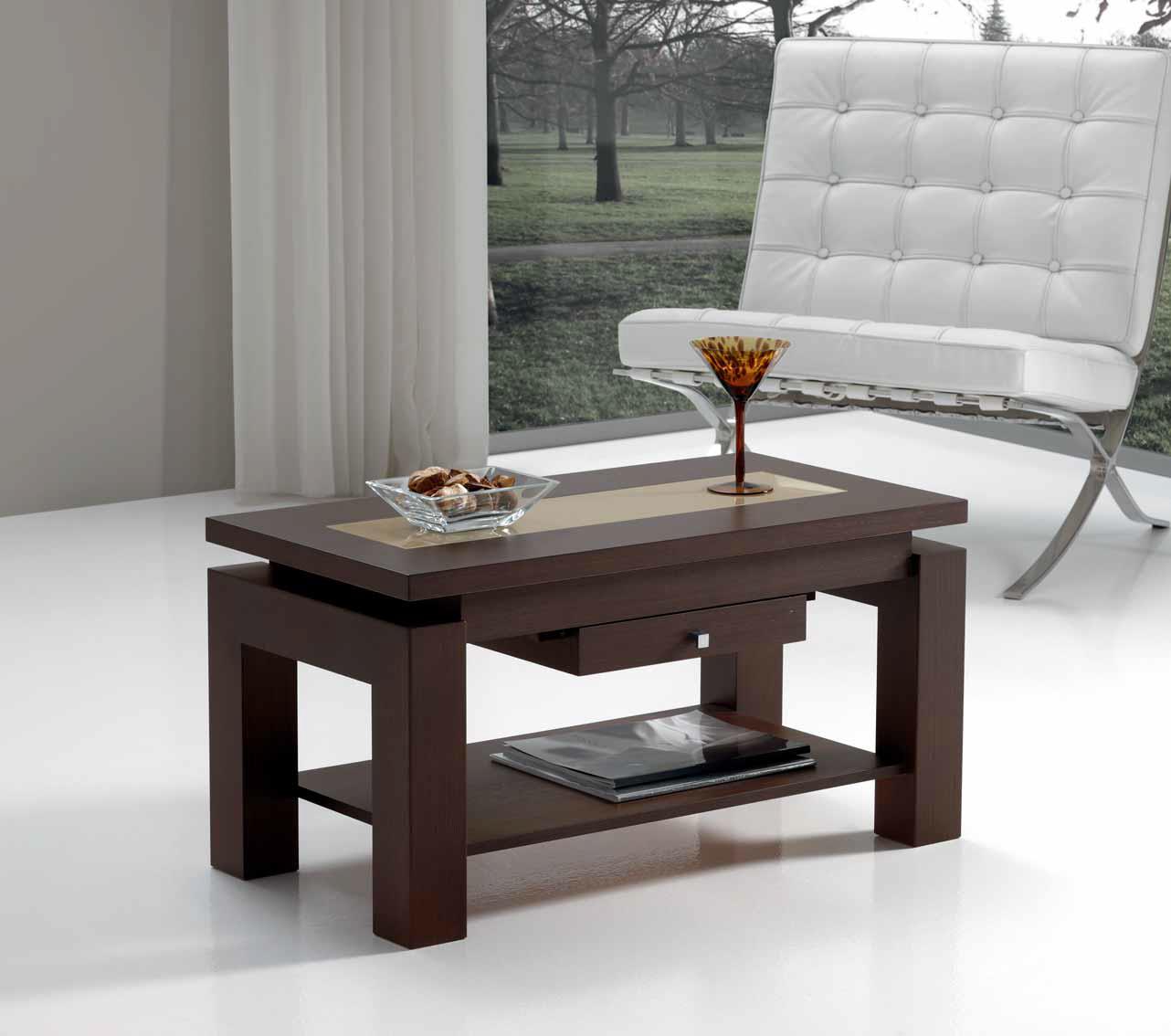 Transforma tu mesa centro moderna en mesa comedor en for Mesas de televisor modernas