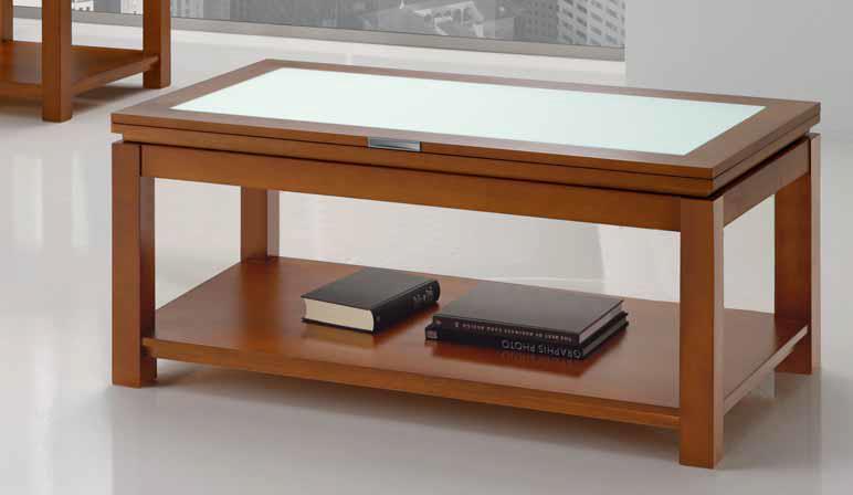Mesa Centro Convertible Olías. - Muebles DíazMuebles Díaz