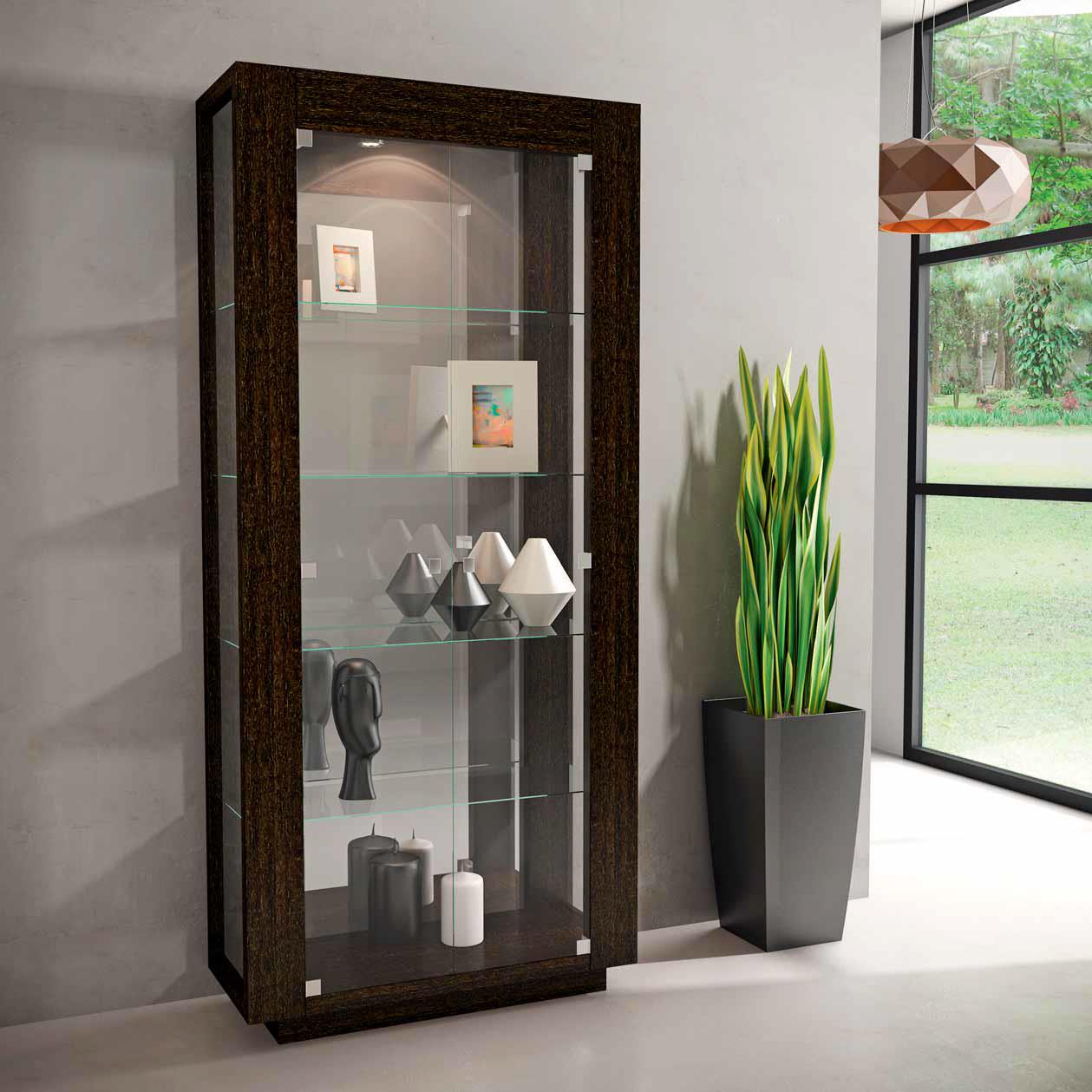 vitrina moderna tembleque muebles d azmuebles d az
