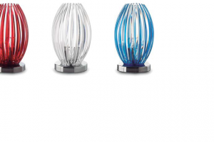 Lámpara Sobremesa Paz. Lámpara Metacrilato Sobremesa Muebles Díaz