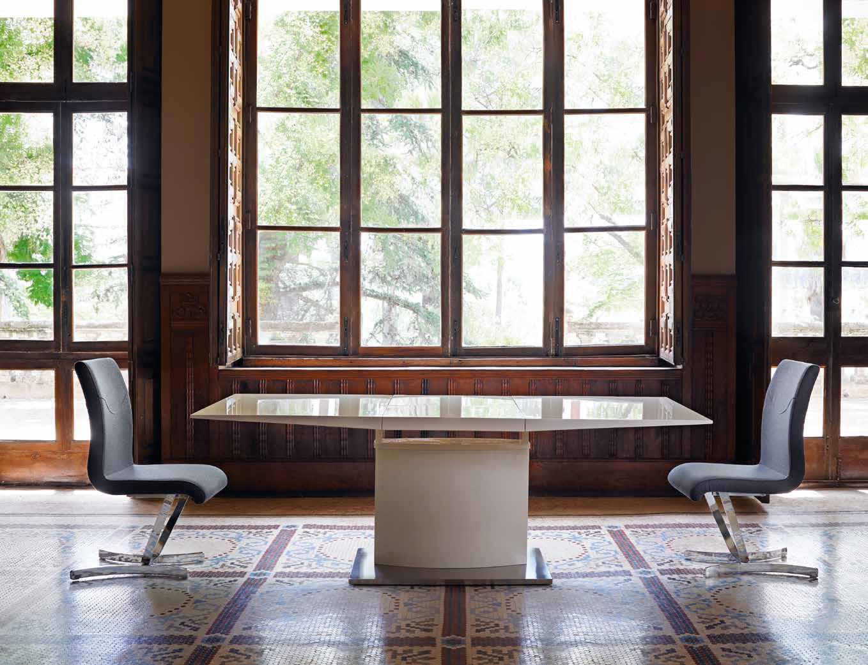 Mesa Comedor Moderna Venecia Muebles D Azmuebles D Az ~ Mesas De Comedor Modernas Extensibles