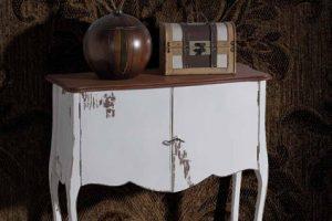 Recibidor Clásico Togo. Recibidor Clásico Vintage Muebles Díaz