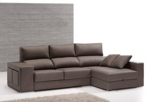 Chaiselongue Barrado. Chaiselongue con Asientos Deslizantes Muebles Díaz