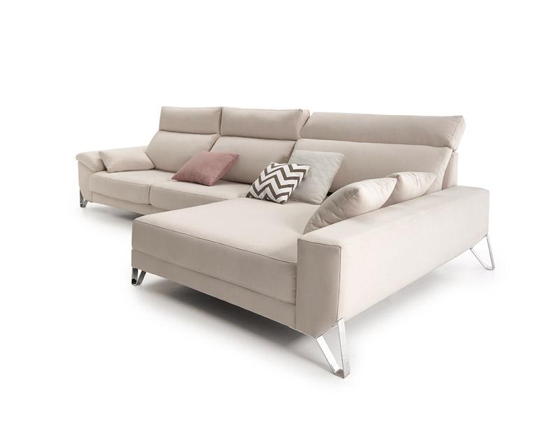 Sofas chaise longue funcionales en muebles d az muebles d az for Muebles diaz