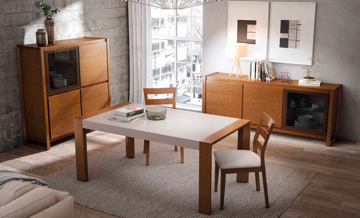Muebles sal n nu o muebles d azmuebles d az - Conjunto muebles salon ...