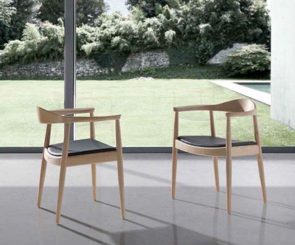 Diseo nordico muebles sillas de diseo sillas del dans for Bar madera brescia
