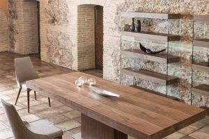 Mesa Comedor Moderna Milán. Mesa Comedor Moderna Extensible Muebles Díaz