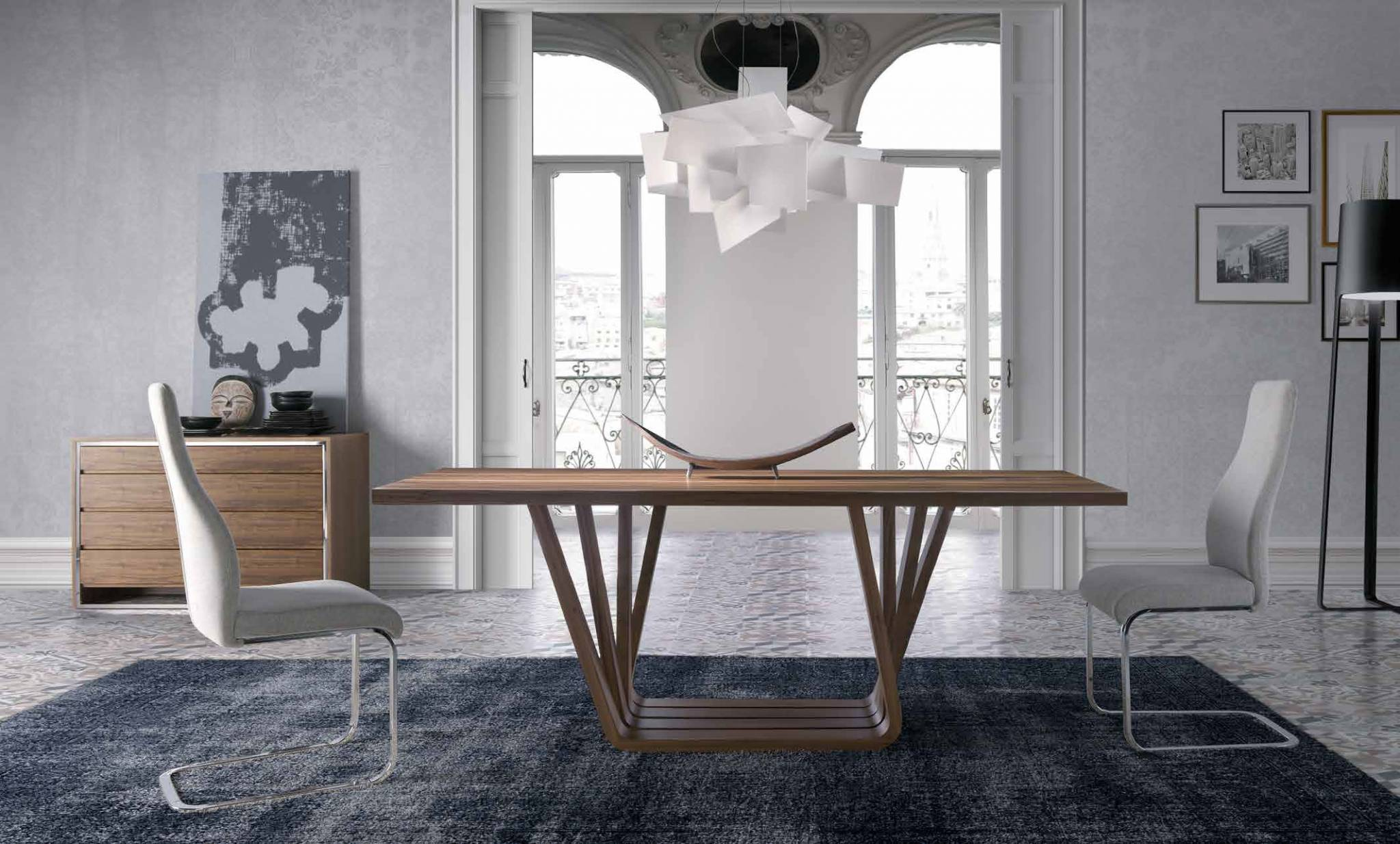 Mesa edor Moderna Parma Muebles D azMuebles D az