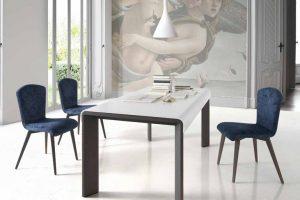 Mesa Comedor Moderna Jabalón. Mesa Comedor Diseño Rectangular Muebles Díaz