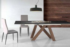 Mesa Comedor Moderna Estena. Mesa Comedor Diseño Rectangular Muebles Díaz