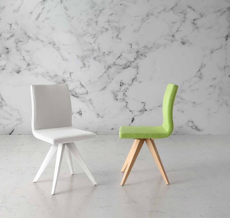 Silla tapizada dise o ardila muebles d azmuebles d az for Sillas descanso modernas