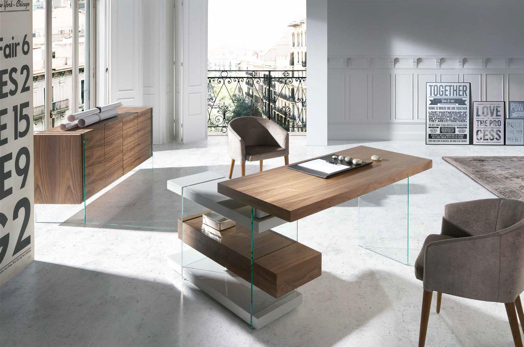 Mesa de Oficina Diseño Andria. - Muebles DíazMuebles Díaz