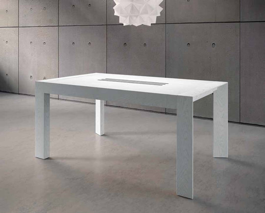 Mesa comedor moderna muebles d azmuebles d az - Mesa comedor porcelanico ...