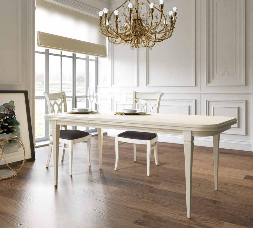 Mesa comedor cl sica muebles d azmuebles d az for Mesa comedor clasica