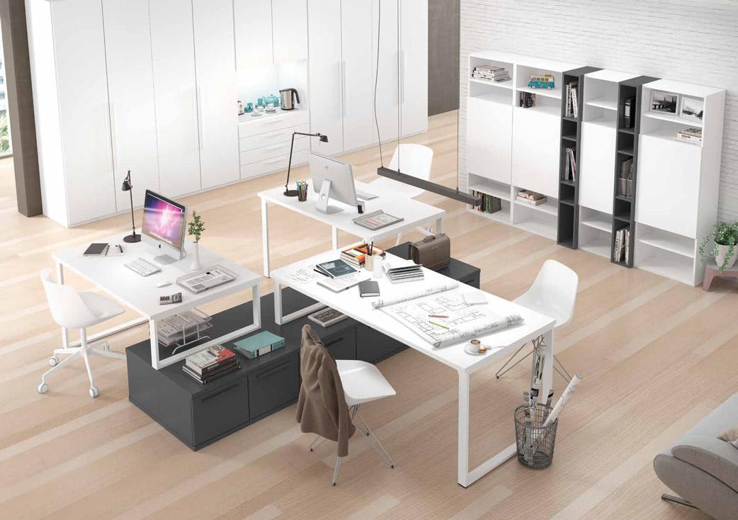 Mesa  Despacho Conjunto Mesas Oficina Muebles Díaz