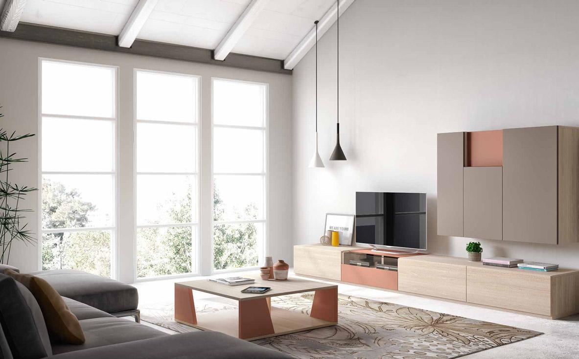 Sal n moderno muebles d azmuebles d az - Salon colonial moderno ...