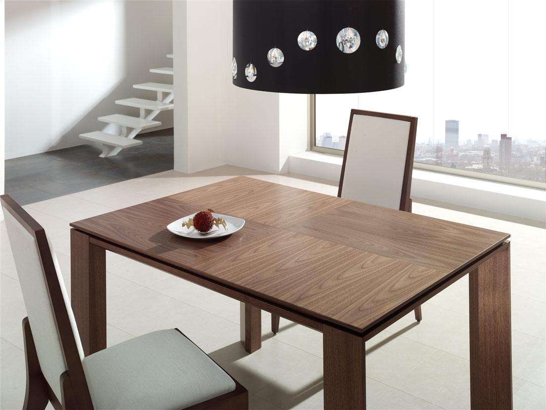 Mesa comedor moderna sotillo muebles d azmuebles d az for Muebles diaz