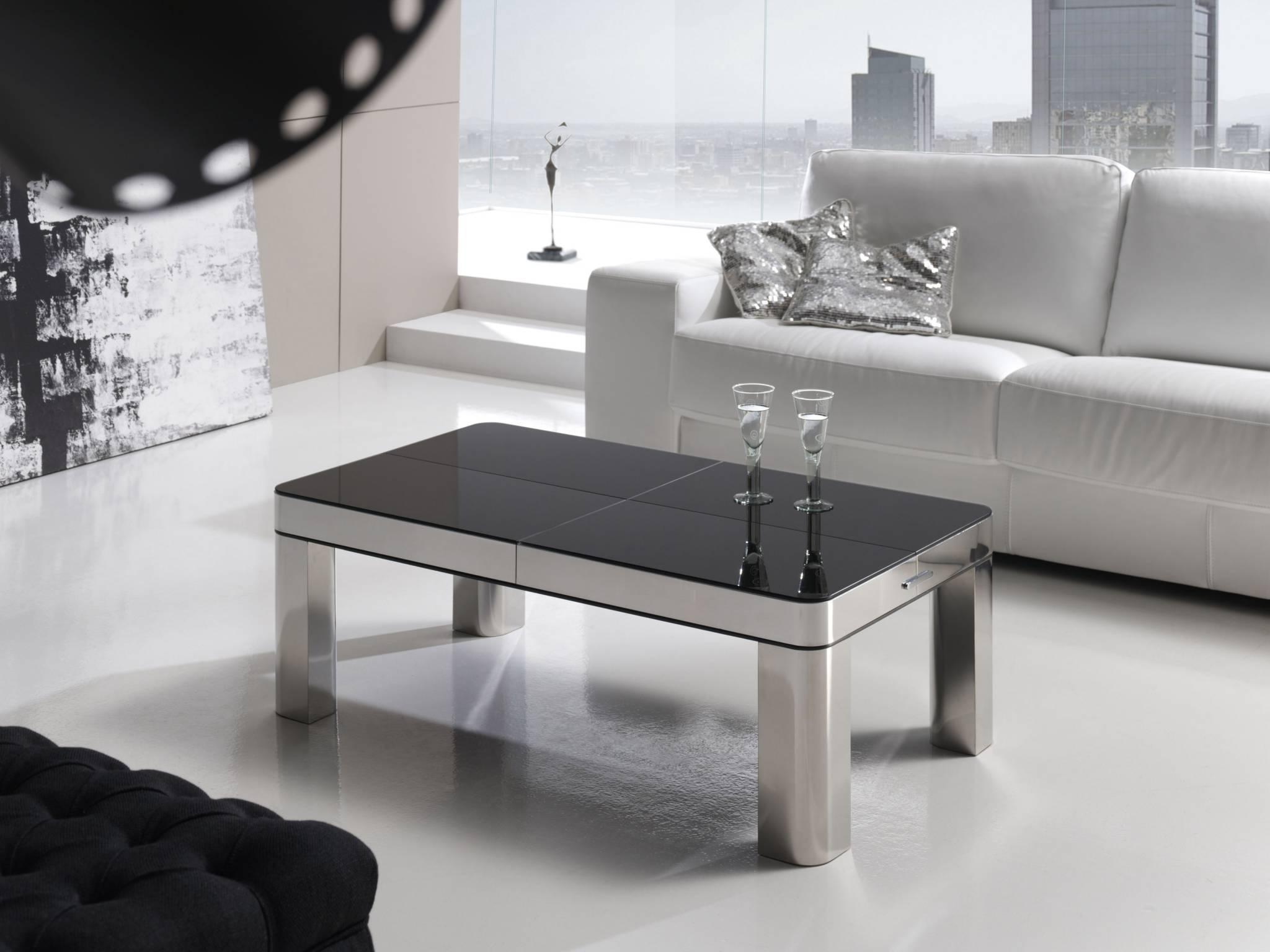 Mesa centro moderna pir n muebles d azmuebles d az for Mesas de televisor modernas