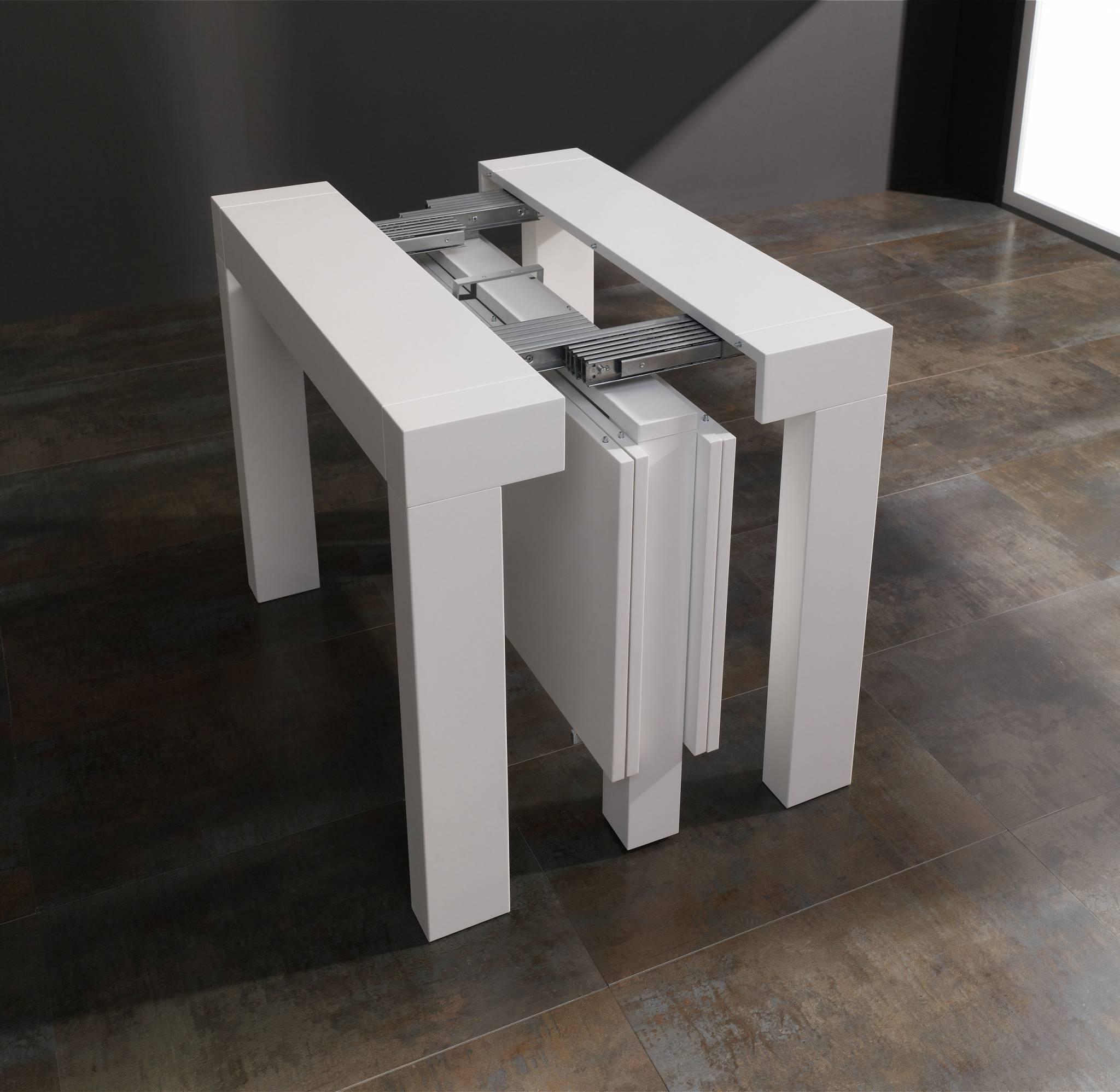 Mesa comedor consola extensible muebles d azmuebles d az - Mesas centro extensibles ...