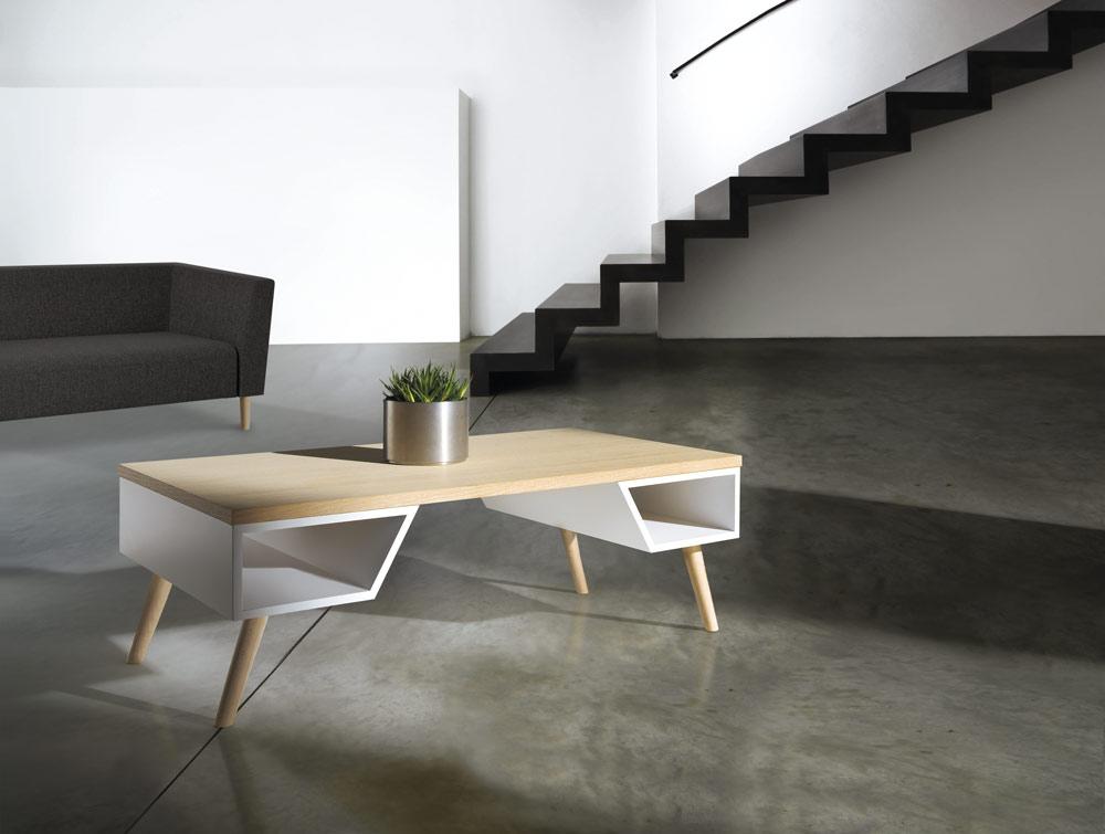 Mesa de centro moderna muebles d azmuebles d az for Mesas de centro modernas