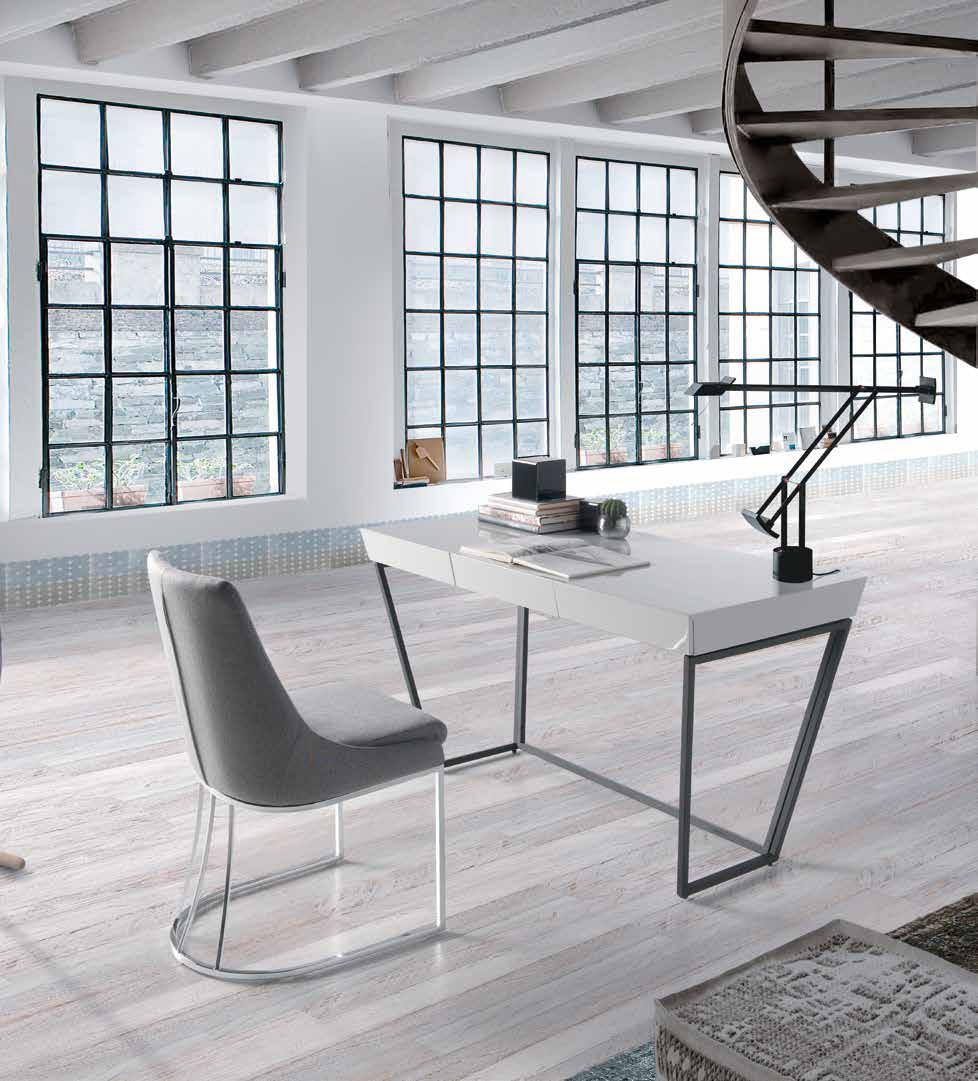 Mesa despacho dise o varese muebles d azmuebles d az for Silla despacho diseno