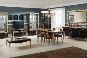 Mueble Clásico Terrinches. Ambiente Clásico Muebles Díaz