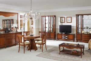 Mueble Clásico Tomelloso. Ambiente Clásico Muebles Díaz