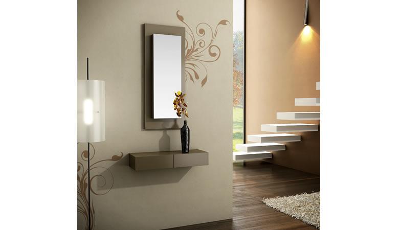 Recibidor moderno filabres muebles d azmuebles d az for Muebles padul