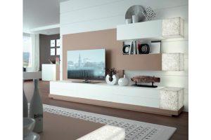 Mueble Apilable Moderno Lacado Tejada.  Mueble Apilable Moderno Lacado Mate Muebles Díaz