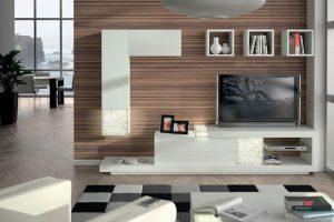 Mueble Apilable Moderno Lacado Aljaraque.  Mueble Apilable Moderno Lacado Mate Muebles Díaz