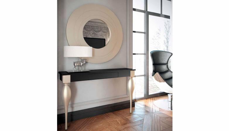 Recibidor moderno lijar muebles d azmuebles d az for Muebles padul
