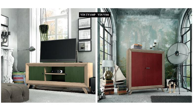 Mueble vintage galera muebles d azmuebles d az for Muebles vintage outlet