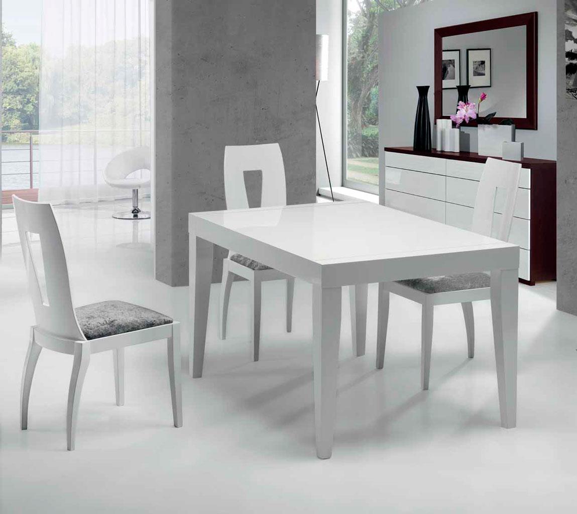 Mesa moderna velas muebles d azmuebles d az for Muebles diaz