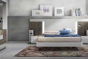 Dormitorio Matrimonio Castrom. Dormitorio Matrimonio Moderno. Muebles Díaz
