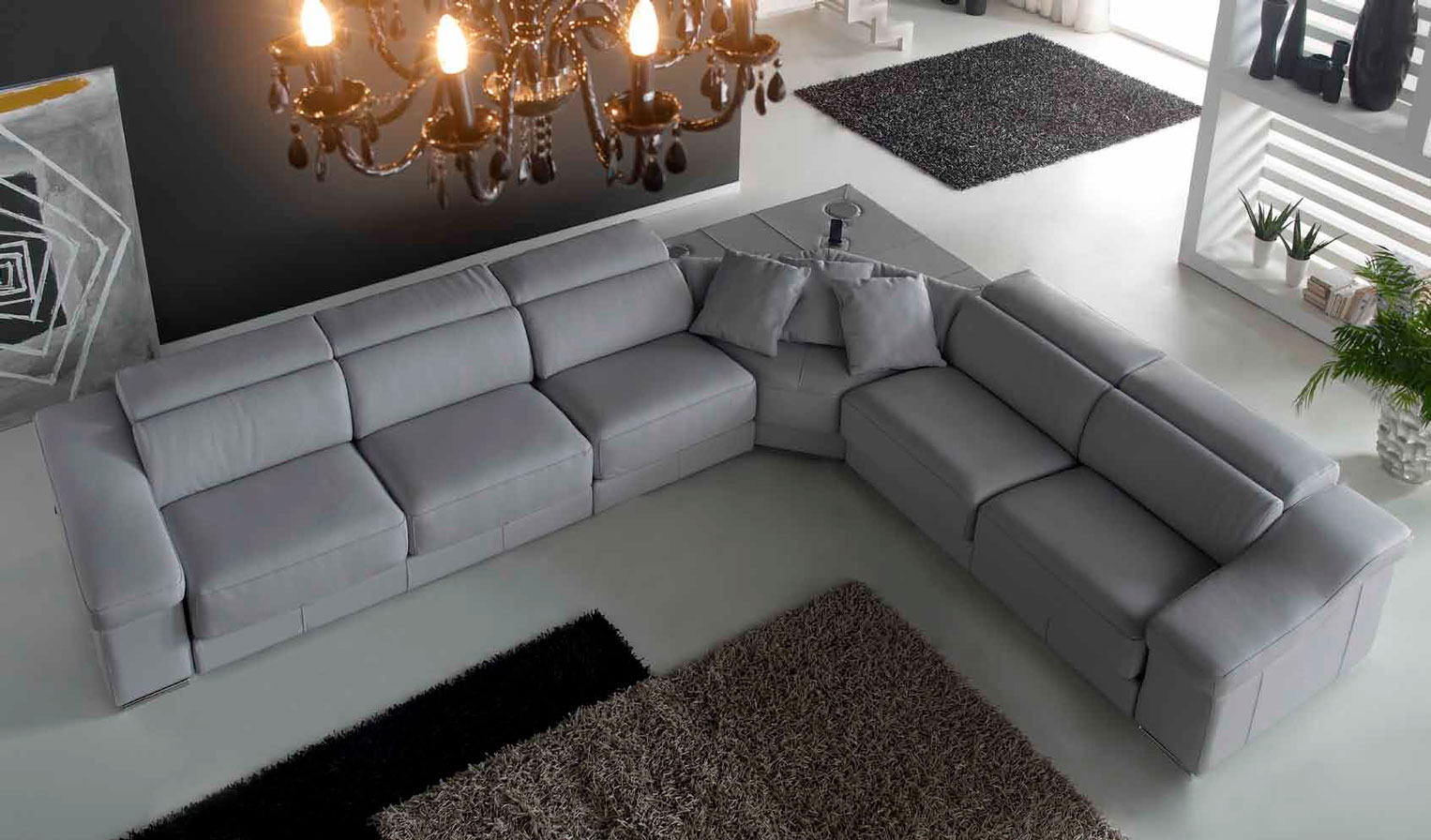 Sof rinconera ecla muebles d azmuebles d az for Sofas y sillones a juego