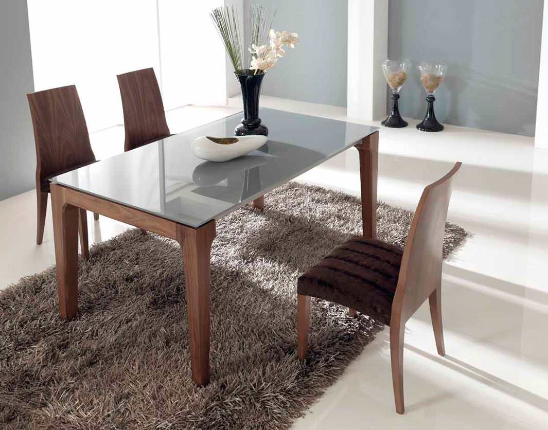Mesa moderna cente muebles d azmuebles d az for Muebles diaz