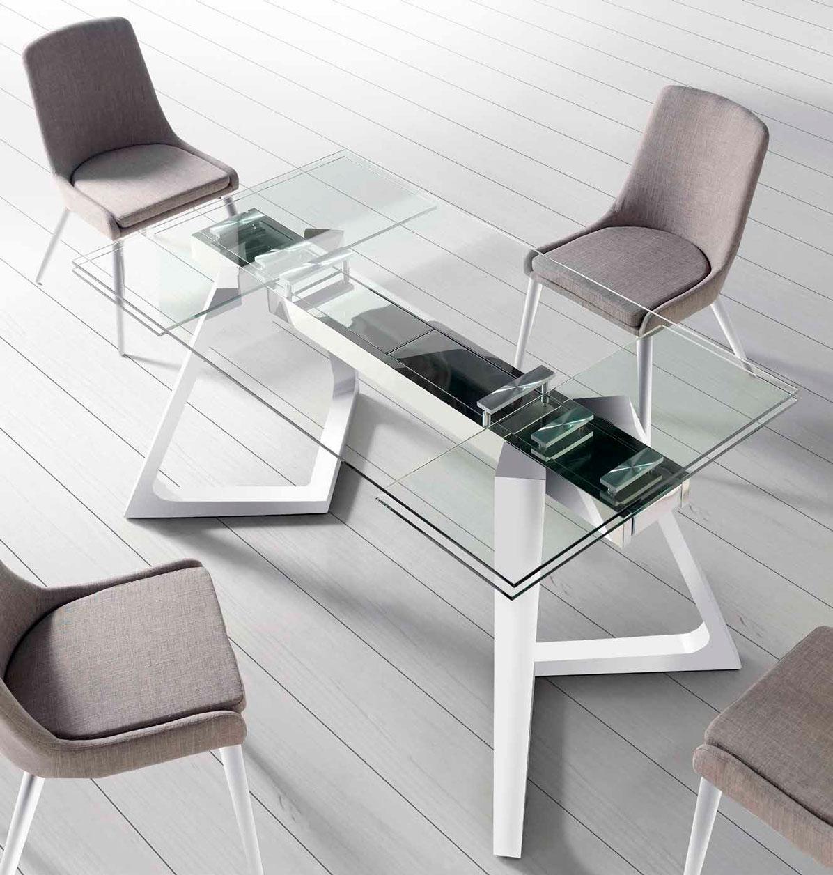Mesa comedor vadillo muebles d azmuebles d az for Mesa salon comedor