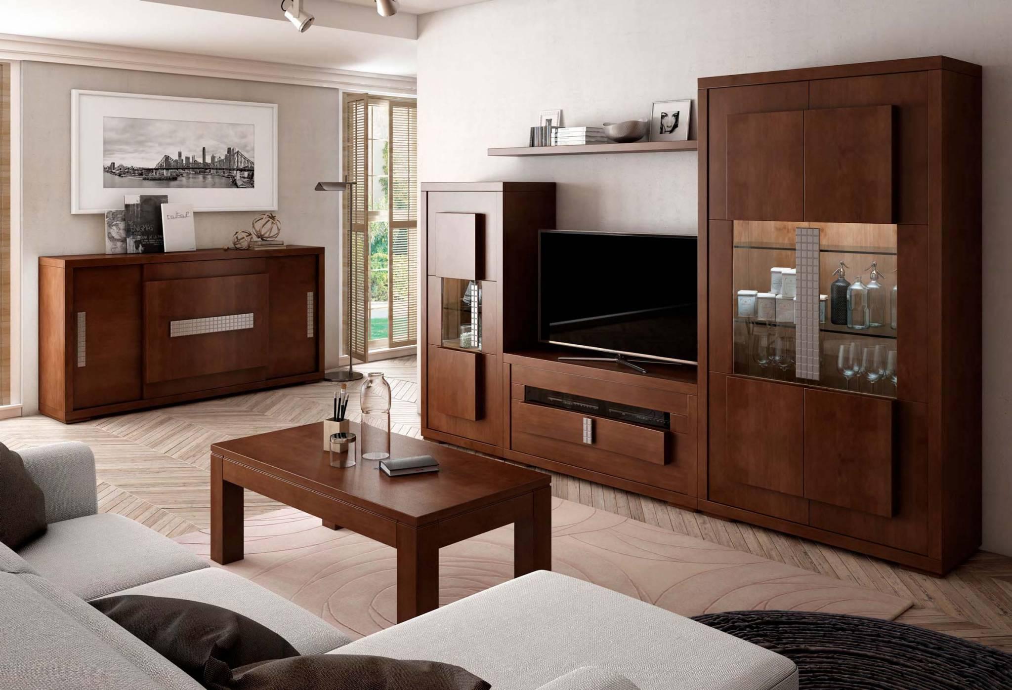 Sal n colonial latra muebles d azmuebles d az - Muebles para el salon ...