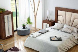 Dormitorio Matrimonio Marban. Dormitorio Matrimonio con Plafones Muebles Díaz